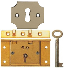 Traditional brass furniture fittings