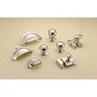 Classics in Chrome Kitchen Cabinet Catches