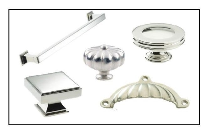 chrome Nickel brass kitchen bathroom bedroom furniture fittings