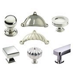 chrome nickel kitchen wardrobe handles cabinet handles appliance pulls drawer knobs